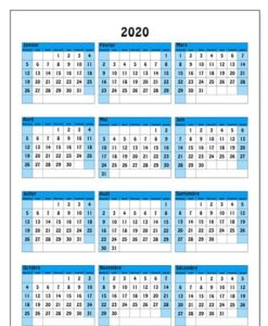 2020 Calendrier Des Saints Belgique