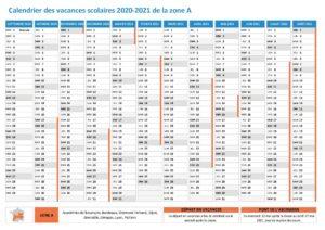 Besancon Vacances Scolaires 2021-2022