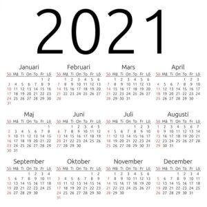 Jours fériés en Tunisie 2021